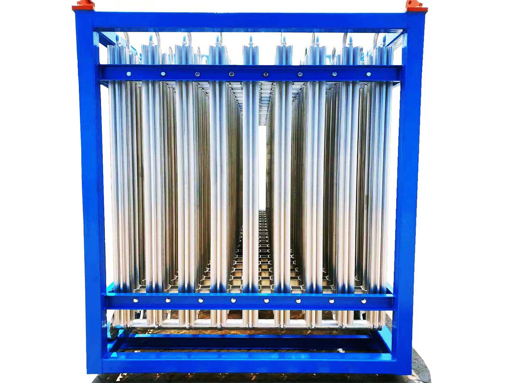 Low Pressure Ambient Vaporizer 1000 nm<sup>3</sup>/hr