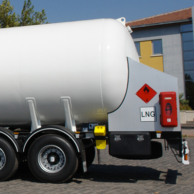 LNG Semi Trailer